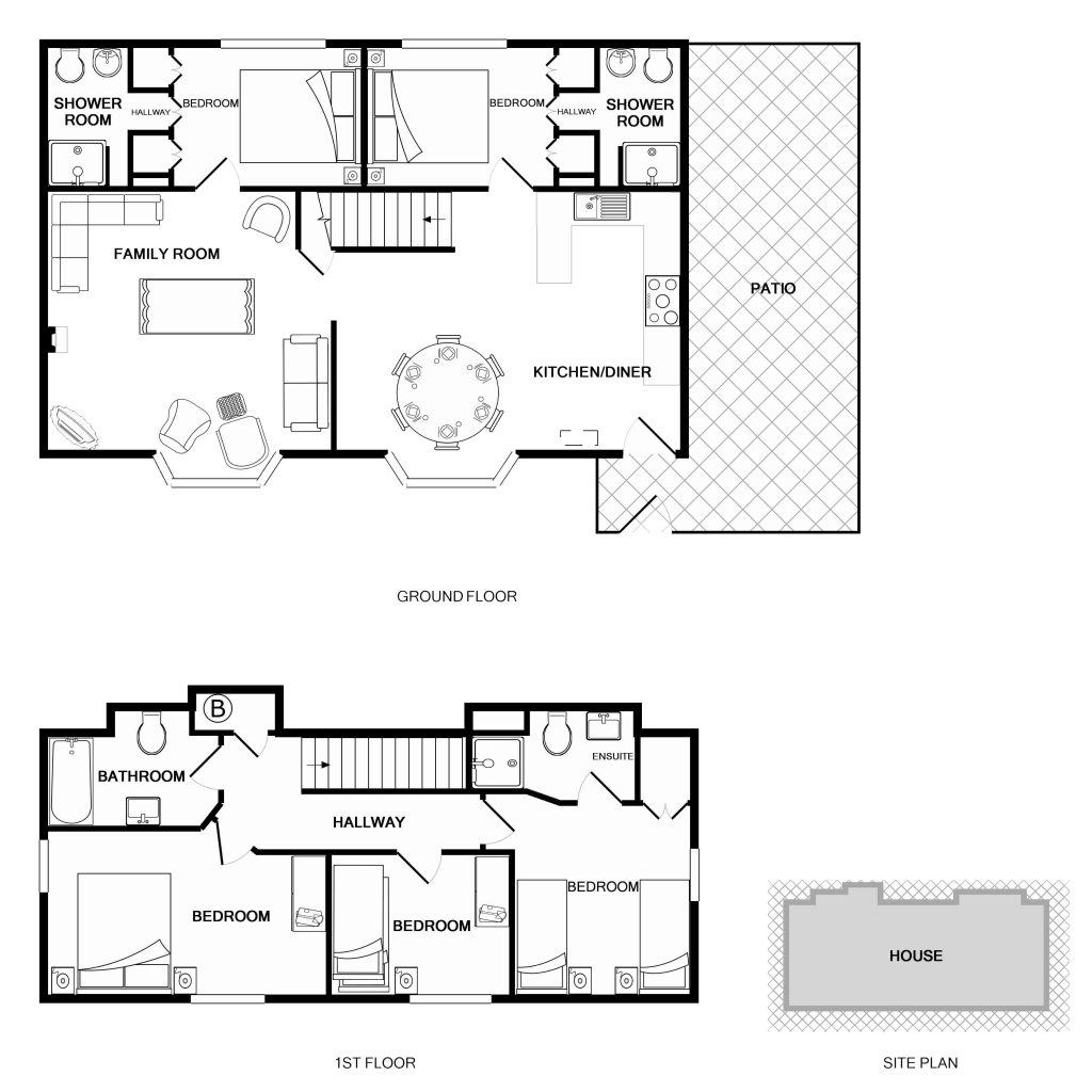 The Barn-floor-plan