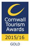 Cornwall Tourism Awards 2015/16