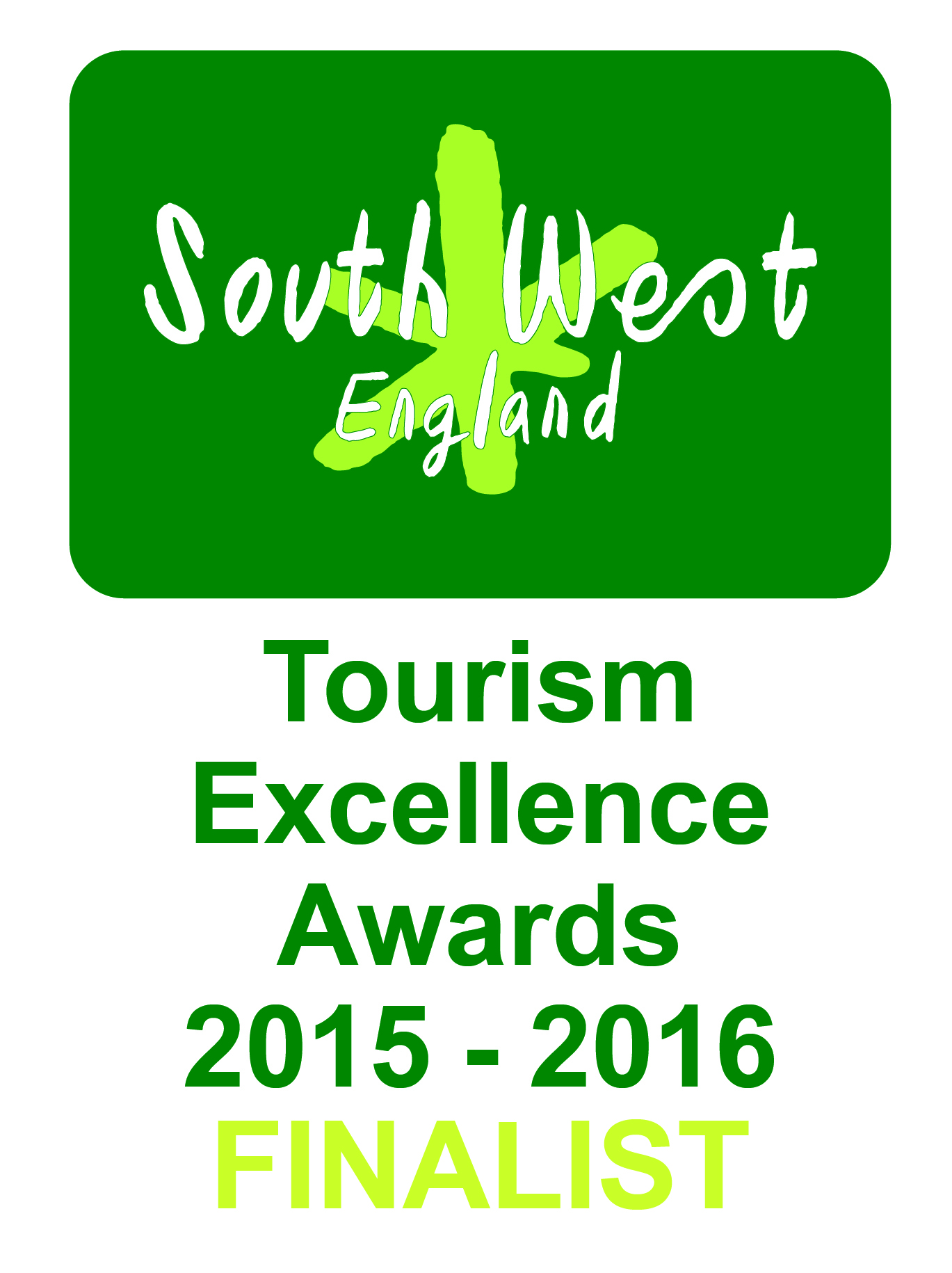 South West Tourism Excellence Awards 2015/16