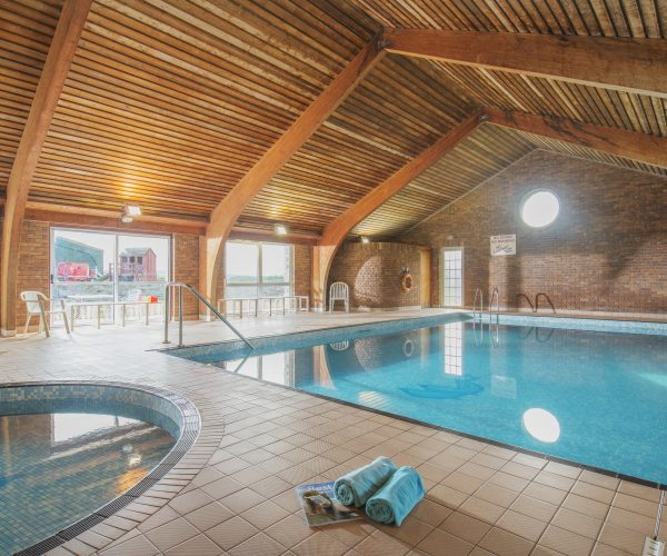 Indoor Leisure Centre Family Holidays In Cornwall The Olde House