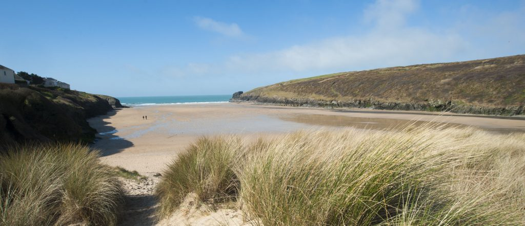 Porthcothan-Beach