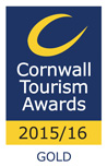Cornwall Tourism Awards 2015/16